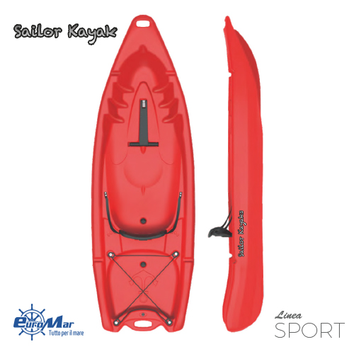 Kayak Sailor Euromar Sport