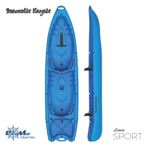 Kayak Seawolk Euromar Sport