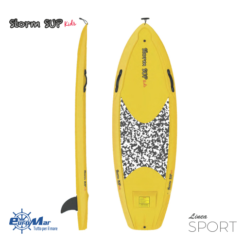 Stand Up Paddle Board per Bambini Kids STORM