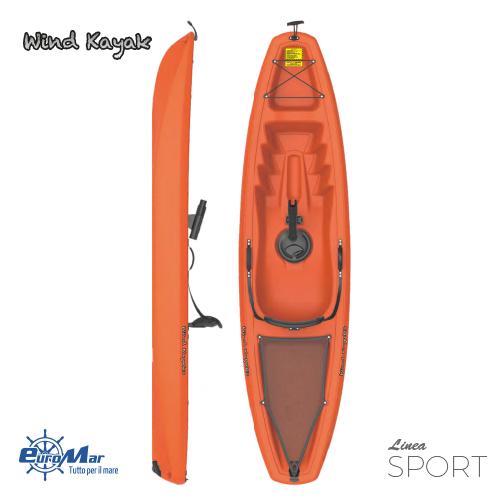 Kayak Wind Euromar Sport